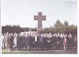 AK-div.26- 399 -  Fotokarte - Luxemburg - Ausflugsgruppe - Evgl. Bischof Des Großherzogtums Luxemburg - Fotografía