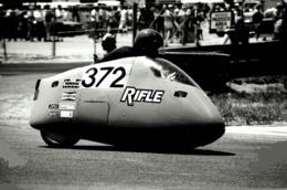 TEAM YAMAHA CHAMPION RIFLE 8*12cm+- Moto MOTOCROSS MOTORCYCLE Douglas J Jackson Archive Of Motorcycles - Other