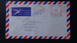 Rhodesia - 1968 - Freistempel - 1/6 - 5.1.68 Bulawayo - Look Scan - Rhodesien (1964-1980)