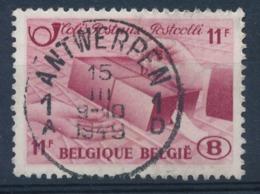 """TR 302 - """"ANTWERPEN 1"""" Litt. A-D  - (ref. 28.785) - Chemins De Fer"""