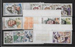POLYNESIE - YVERT N°1/11 ** MNH - COTE = 37 EUR. - - French Polynesia