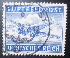 N°262E TIMBRE DEUTSCHES REICH OBLITERE - Luftpost