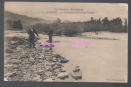 REF 419 : Cpa 19 BEAULIEU Les Aubarèdes Et Rives De La Dordogne - Francia