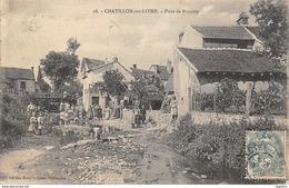 45-CHATILLON SUR LOIRE-PONT DE NANCRAY-N°R2043-D/0117 - Chatillon Sur Loire