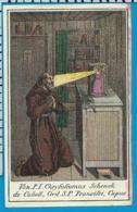 Holycard     Ven. P. I. Chrysolstomus   Schenck - Santini