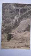 Carte Postale (  Y8 ) Ancienne De Pinols , Les Mines De Montgros - France