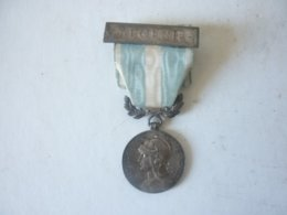 MEDAILLE COLONIALE ALGERIE - France