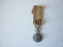 MEDAILLE REDUCTION A IDENTIFIE - France
