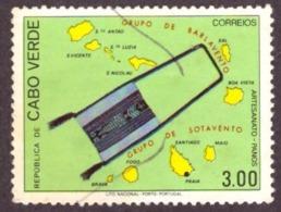 Cabo Verde / Cap Vert - 1979  Artesanato - Craftswork 3.00 - Cap Vert