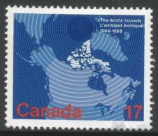 Canada. 1980 Centenary Of Arctic Islands Acquisition. 17c MH. SG 970 - 1952-.... Reign Of Elizabeth II