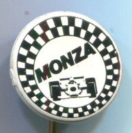 MONZA - Italy, Formula, Vintage Pin, Badge, Abzeichen - Automobile - F1