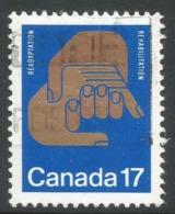 Canada. 1980 Rehabilitation. 17c Used. SG 979 - 1952-.... Reign Of Elizabeth II