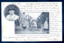 Cpa Du 22 Yvon Leclohec -- Le Rebouteux Du Village En Opération --- Hamonic Phot édit Saint Brieuc   LZ61 - Saint-Brieuc