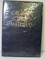 Liv. 334. Grosser  JRO  Weltatlas Jubiläums Ausgabe 1954. - Mappemondes