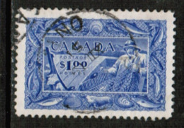 CANADA  Scott # 302 VF USED (Stamp Scan # 533) - Used Stamps