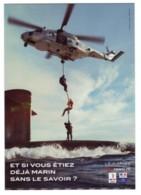 CP Marine Nationale, Sous-marin, Bateau, Hélicoptère, Marins, Marin - Sous-marins