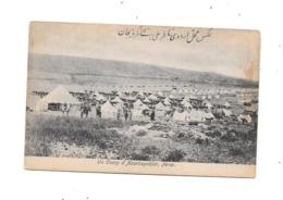 PERSE : Un Camp D'Azarbayedjan - Iran