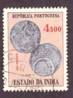 India Portuguese 1959 - Coins / Moedas / Monnaies 4$00 - Inde Portugaise