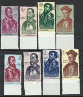 Spanien 1346/1353 ** - 1931-Aujourd'hui: II. République - ....Juan Carlos I