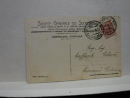 SPINETTA MARENGO  --ALESSANDRIA  --- SOCIETE' GENERALE  DE SUCRERIE -- ZUCCHERIFICIO - Alessandria