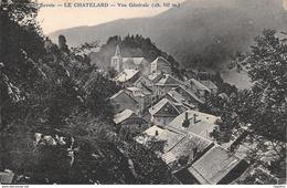 73-LE CHATELARD-N°R2047-B/0027 - Le Chatelard