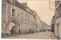 CPA Etampes Rue Saint Antoine St 91 Essonne - Etampes