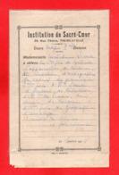 50-TOURLAVILLE - INSTITUTION DU SACRE COEUR - France