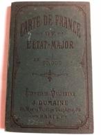 Carte De France De L'Etat-Major : Marseille - Cartes Géographiques