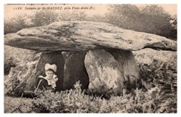Dolmen De St Maudez Près De Pont Aven - Pont Aven
