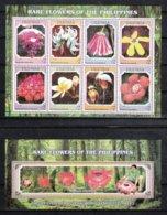 Philippinen 2007**, Seltene Blütenpflanzen, Sukkulente / Philippines 2007, MNH, Rare Flowers, Succulents - Sukkulenten