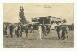 27 La Barre  Hippodrome De La Noe Tribunes - Autres Communes
