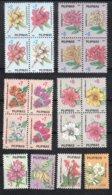 Philippinen 1991**, Freimarken: Blumen, Sukkulente Plumeria / Philippines 1991, MNH, Definitives: Flowers, Succulent - Sukkulenten