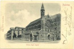 14017 - Palermo - Chiesa Degli Inglesi - Palermo