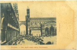 14034 - Palermo - Una Delle Porte Della Cattedrale - Palermo