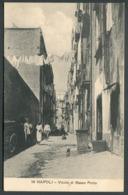 Napoli - Vicolo Di Basso Porto - Voir 2 Scans - Napoli (Naples)