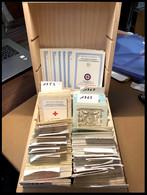 ** 1953/1982: Stock De 328 Carnets Dont 1953 X 9 Exemplaires Et 1954 X14 Exemplaires. Tous TB  Qualité: **  Cote: 8842 E - Carnets