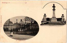 CPA MAUBEUGE - Square Carnot (127262) - Maubeuge
