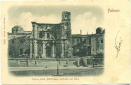 14045 - Palermo - Chiesa Della Martorana, Costruita Nel 1143 - Palermo