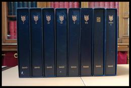 19002009, POSTE, PA, BLOCS, CARNETS, TAXE, SERVICE: Collection Très Complète De Timbres Neufs */** Presentée En 8 Albums - Francia