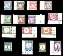 * N°1/15, Les 2 Séries Complètes TB  Qualité: *  Cote: 690 Euros - Postage Due