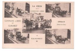 91.308/ Fête De La Commune Libre Du Guichet - ORSAY - Orsay