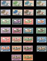 ** N°3/28, Série Complète, Les 26 Valeurs TTB  Qualité: **  Cote: 341 Euros - Nuevos