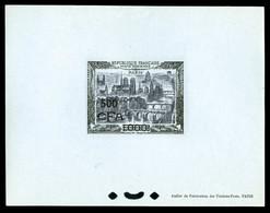 (*) N°51, 500F Sur 1000F Paris: épreuve De Luxe Sur Fond Bleu. TTB (certificat)  Qualité: (*)  Cote: 750 Euros - Réunion (1852-1975)