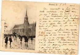 CPA ROUTOT Le 5 Juille 1901 (182393) - Routot
