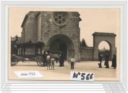 3844 AK/PC/CARTE PHOTO/N°566/ENTERREMENT A IDENTIFIER - Cartoline
