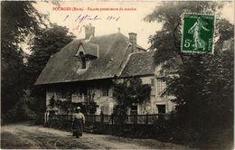 CPA FOURGES - Facade Pstérieure Du Moulin (297120) - Fourges