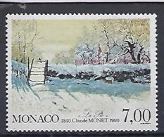 Timbres - Monaco - 1990 - N° 1747 - Neuf ** - Monaco