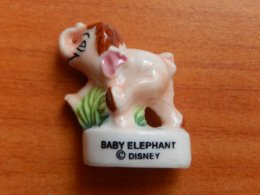 Fève -  DISNEY - BABY ELEPHANT - Disney