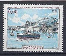 Timbres - 1988 - Monaco 1643 - Neuf ** - Monaco
