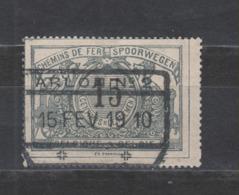 COB 16 Oblitération ARLON 2 - 1895-1913
